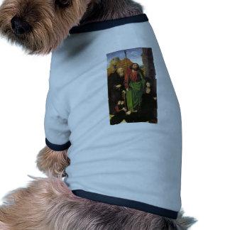 Hugo va el Altarpiece de Portinari Camisas De Perritos