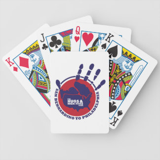 Hugs and High5 Playing Cards
