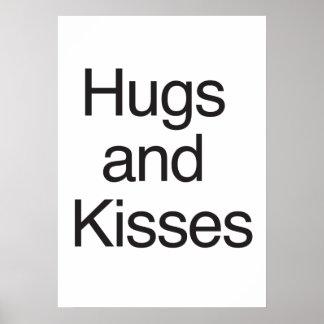 Hugs and Kisses Print