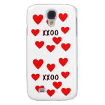 Hugs and Kisses Samsung Galaxy S4 Case