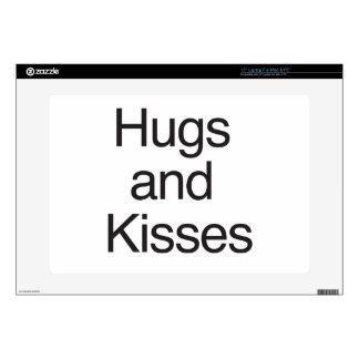 Hugs and Kisses Skins For Laptops