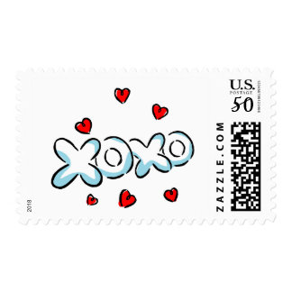 Hugs and Kisses Stamps
