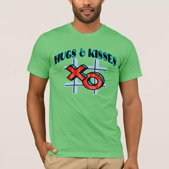 Hugs And Kisses XO T-Shirt