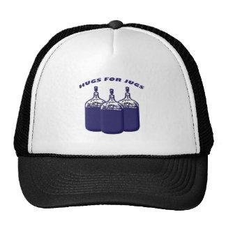 Hugs For Jugs Hats