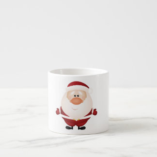 Hugs from Santa Claus Espresso Cup
