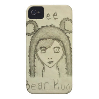 Hugs iPhone 4 Cover