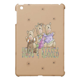 Hugs & Kisses iPad Mini Covers