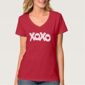 Hugs & Kisses Love & Hearts T-Shirt