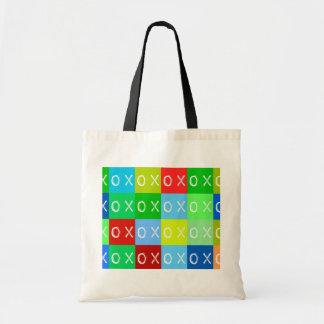 ╳◯╳◯ Hugs & Kisses! Tote Bag Canvas Bag