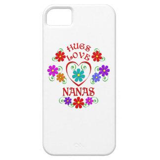 Hugs Love Nanas iPhone SE/5/5s Case