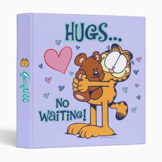 Hugs No Waiting Binder
