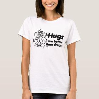 Hugs or Drugs? T-Shirt