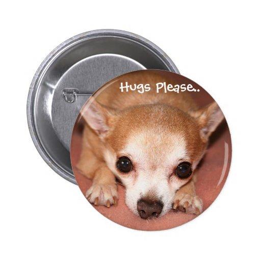 Hugs Please.. Button