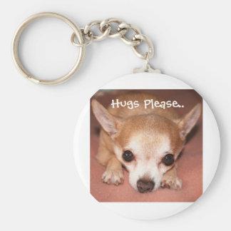 Hugs Please.. Key Chains