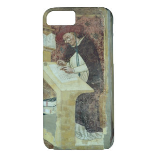 Hugues de Provence at his Desk, from the Cycle of iPhone 7 Case
