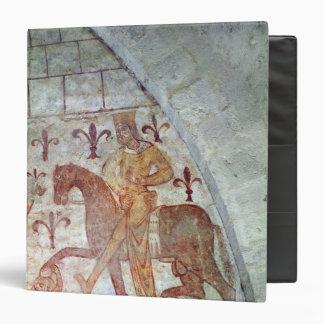 Hugues IX Lusignan 3 Ring Binders