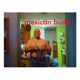 huh!!!!!!!!!!!!! 004, Mexican Buda, mexican buda Postcard