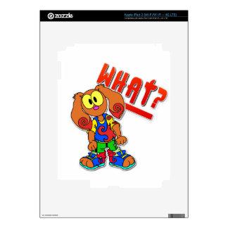 huh rabit 2 iPad 3 skin