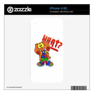 huh rabit 2 skin for iPhone 4