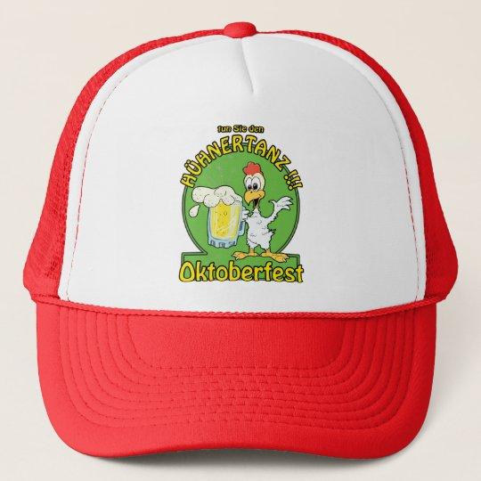 Huhnertanz Oktoberfest Trucker Hat