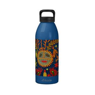 Huichol Fertility Ritual Water Bottles