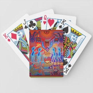 Huichol Ritual Playing Cards