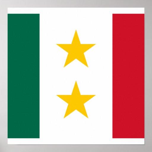 huila y Tejas, México Impresiones