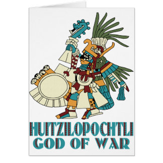 Huitzilopochtli Card