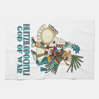 Huitzilopochtli Hand Towels
