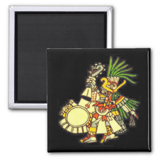Huitzilopochtli Magnet Fridge Magnets
