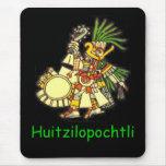 Huitzilopochtli Mousepad Alfombrilla De Ratón