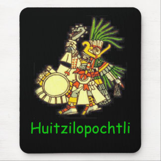 Huitzilopochtli Mousepad Mouse Pad