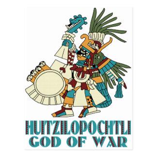 Huitzilopochtli Postcard