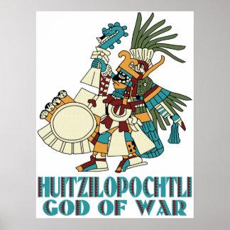 Huitzilopochtli Print