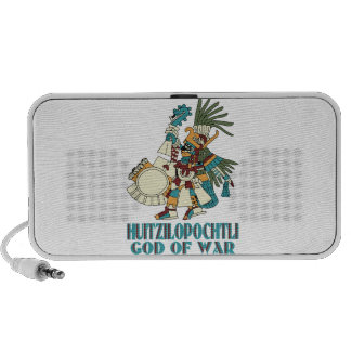 Huitzilopochtli Travel Speaker