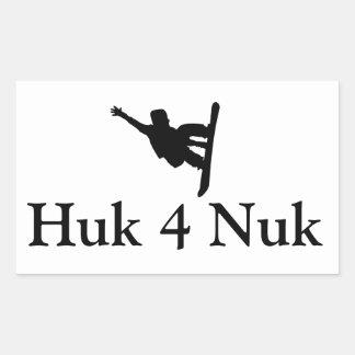 Huk 4 Nuk sticker