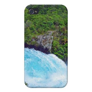 Huka Falls on the Waikato River, New Zealand iPhone 4/4S Cover