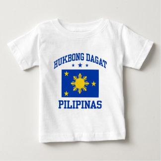 Hukbong Dagat Pilipinas Baby T-Shirt