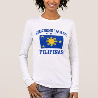 Hukbong Dagat Pilipinas Long Sleeve T-Shirt