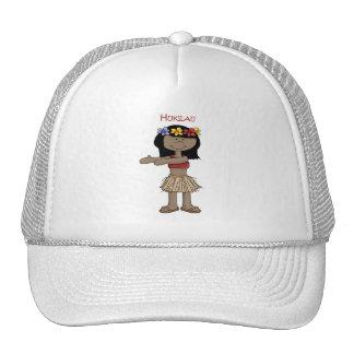 Hukilau Girl 1 Trucker Hat