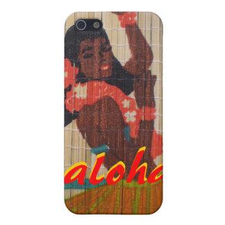 Hula Dancer Aloha Case For iPhone SE/5/5s
