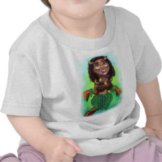 Hula Dancer Shirt