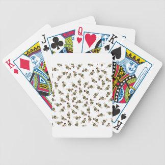 Hula Dancing Bicycle Playing Cards