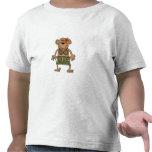 Hula Dancing Monkey T-shirt