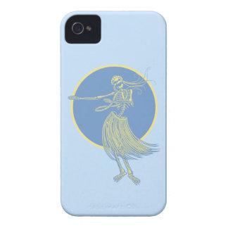 Hula Death Luau Case-Mate iPhone 4 Case
