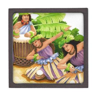 Hula Gift Box