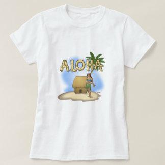 Hula Girl - Aloha T-Shirt
