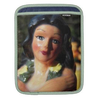 Hula Girl Doll Tablet Sleeve