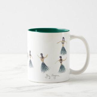 Hula Girls Mugs & Drinkware