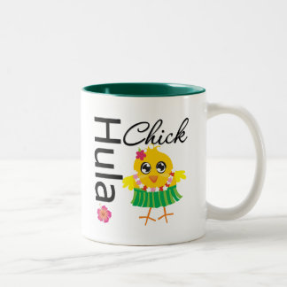 Hula Hawaii Chick Mug